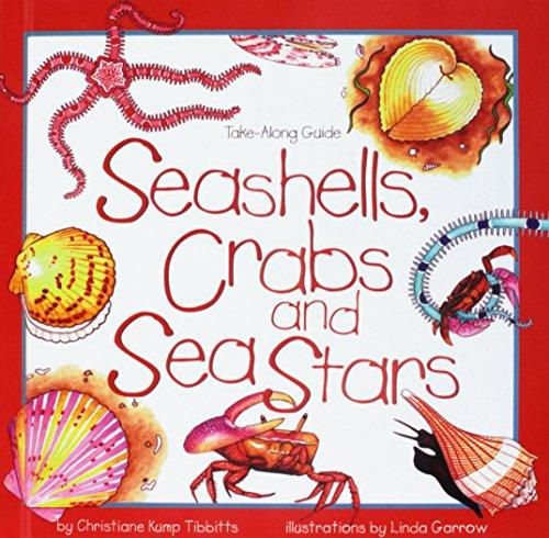9781439543979: Seashells, Crabs and Sea Stars (Take-Along Guides)