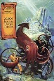 9781439545041: 20,000 Leagues Under the Sea (Saddleback's Illustrated Classics)