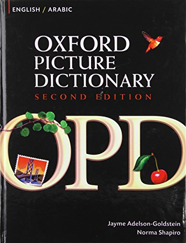 9781439548561: The Oxford Picture Dictionary: English/Arabic