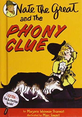 Nate the Great and the Phony Clue: Sharmat, Marjorie Weinman