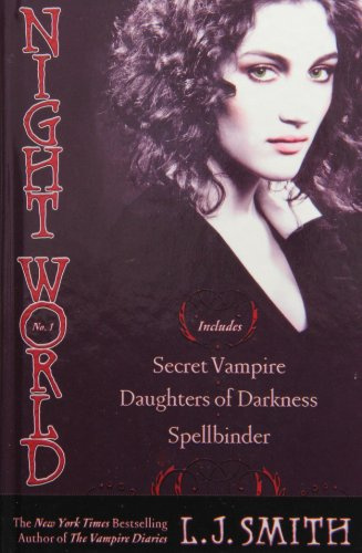 9781439550625: Night World 1: Secret Vampire / Daughters of Darkness / Spellbinder