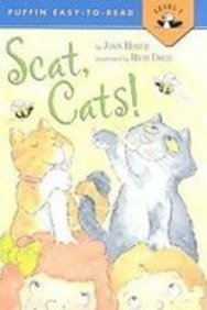 Scat, Cats (Viking Easy-to-Read, Level 1) (1439551367) by Joan Holub