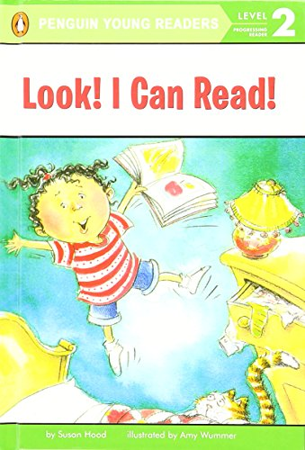 Look! I Can Read! (All Aboard Reading, Level 1, Preschool-Grade 1): Hood, Susan