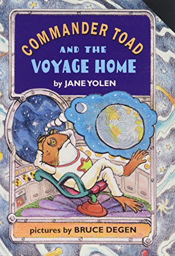 9781439552162: Commander Toad and the Voyage Home