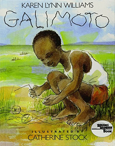 Galimoto (Reading Rainbow Book): Williams, Karen Lynn