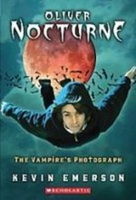 The Vampire's Photograph (Oliver Nocturne): Emerson, Kevin