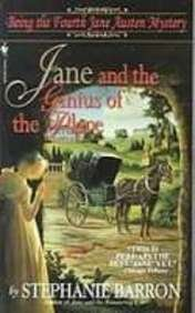 Jane and the Genius of the Place (1439557187) by Stephanie Barron