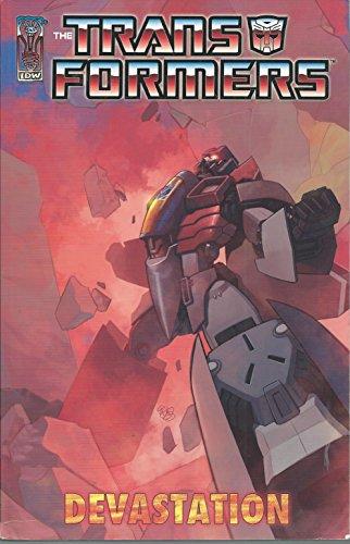 9781439558669: The Transformers, Devastation (Transformers (Graphic Novels))