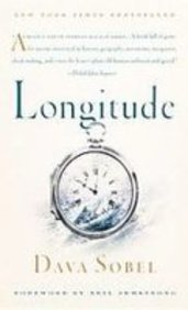 Longitude: The True Story of a Lone Genius Who Solved the Greatest Scientific Problem of His Time (1439559023) by Dava Sobel