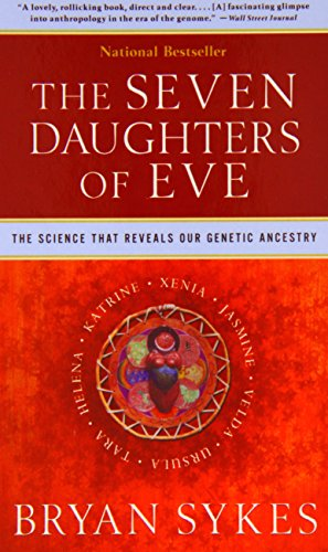 The Seven Daughters of Eve (1439559651) by Sykes, Bryan