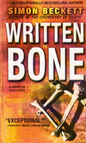 9781439560143: Written in Bone