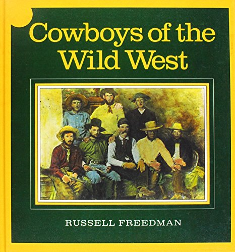 9781439564394: Cowboys of the Wild West