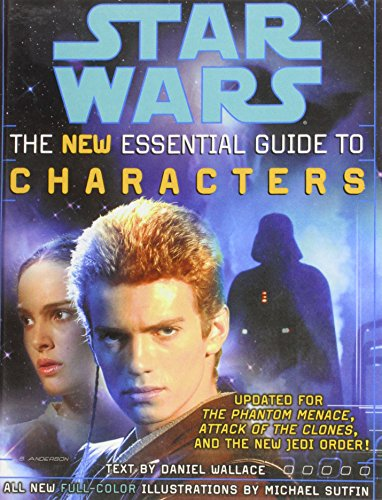 9781439564974: Star Wars: The New Essential Guide to Characters