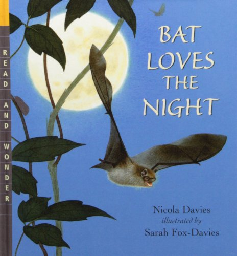 9781439565346: Bat Loves the Night (Read and Wonder)