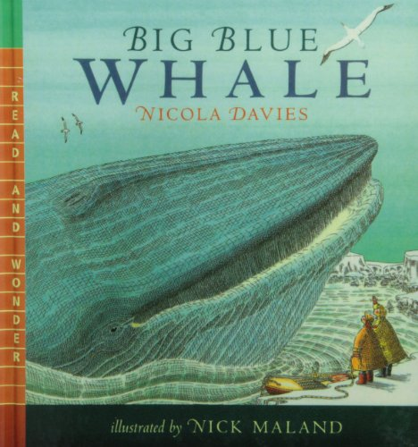 9781439565353: Big Blue Whale (Read and Wonder)