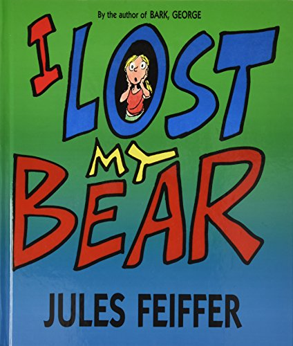 I Lost My Bear (1439565384) by Jules Feiffer