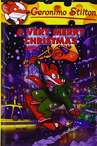 9781439565476: A Very Merry Christmas (Geronimo Stilton)