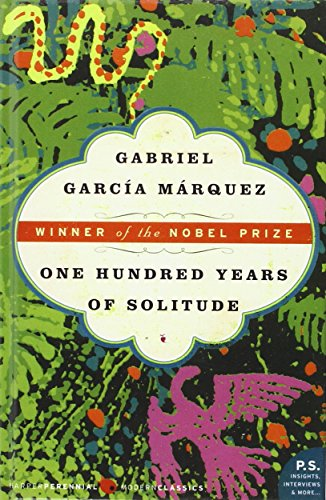 One Hundred Years of Solitude (1439566496) by Garcia Marquez, Gabriel; Rabassa, Gregory