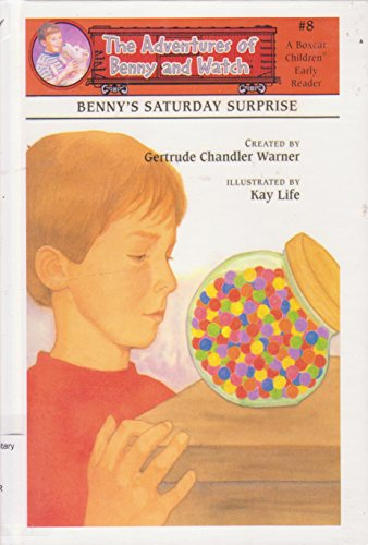 9781439567173: Benny's Saturday Surprise (Adventures of Benny and Watch)