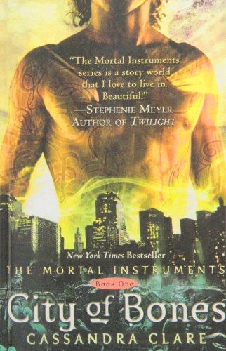 9781439569672: City of Bones (Mortal Instruments, Bk 1)