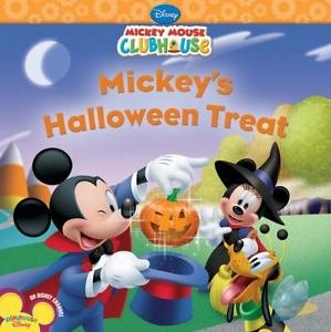 9781439570036: Mickey's Halloween Treat (Disney Mickey Mouse Clubhouse)