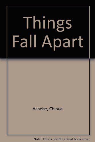 9781439571545: Things Fall Apart