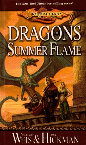 9781439572443: Dragons of Summer Flame