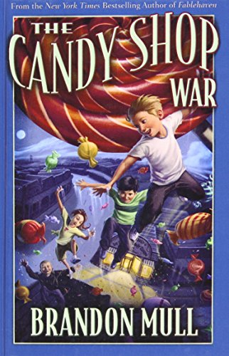 9781439572580: Candy Shop War