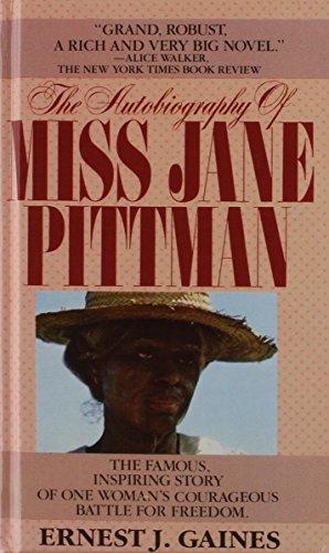 9781439574195: The Autobiography of Miss Jane Pittman