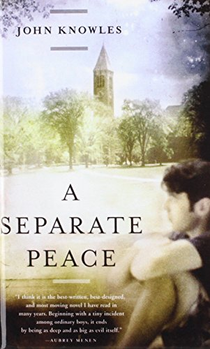 9781439574461: A Separate Peace