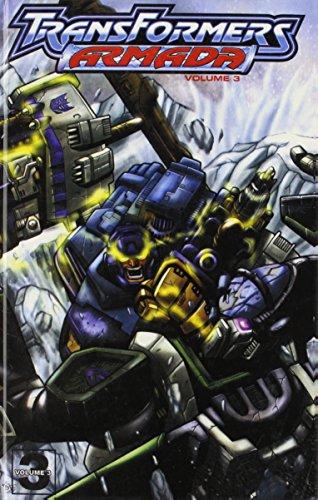 Transformers: Armada 3 (Transformers (Graphic Novels)): Simon Furman