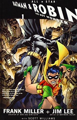 9781439576588: All Star Batman and Robin, the Boy Wonder