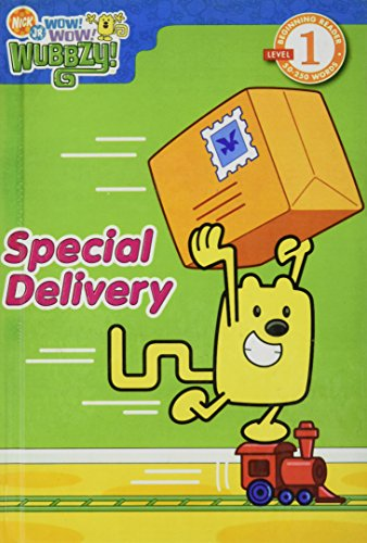 Special Delivery: Level 1 (Wow! Wow! Wubbzy!): Conlon, Mara