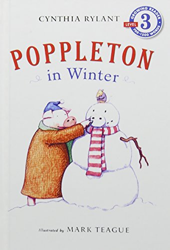 9781439577202: Poppleton in Winter (Growing Reader Level 3)