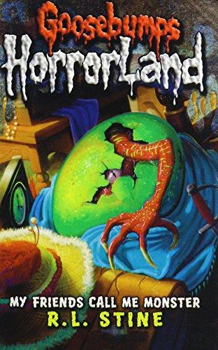 9781439578094: My Friends Call Me Monster (Goosebumps Horrorland)