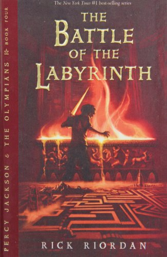 9781439578797: The Battle of the Labyrinth (Percy Jackson and the Olympians, Book 4)