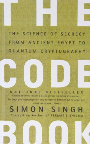 9781439580165: The Code Book: The Science of Secrecy from Ancient Egypt to Quantum Cryptography