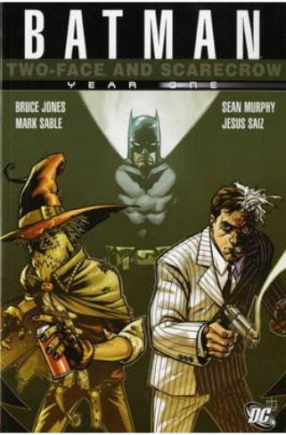 9781439580523: Batman: Two-face/Scarecrow Year One