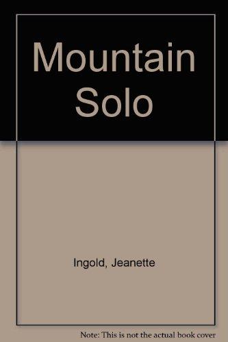 9781439580752: Mountain Solo