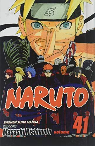 Naruto 41 (143958091X) by Kishimoto, Masashi