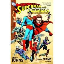 9781439581056: Superman and the Legion of Super-heroes