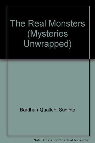 9781439581186: The Real Monsters (Mysteries Unwrapped)