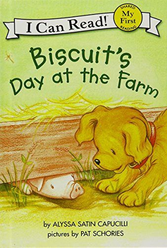 9781439581933: Biscuit's Day at the Farm