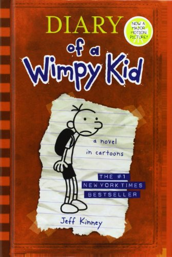 9781439582633: Diary of a Wimpy Kid, Book 1