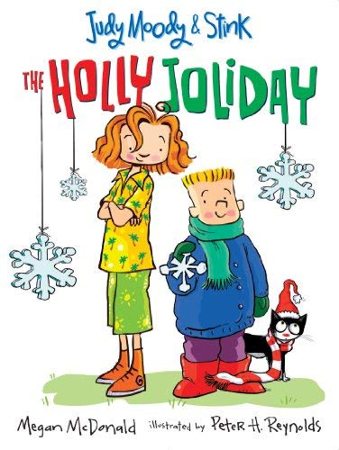 9781439583364: The Holly Joliday (Judy Moody & Stink)