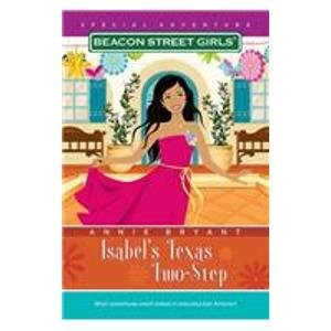 9781439583463: Isabel's Texas Two-step (Beacon Street Girls)
