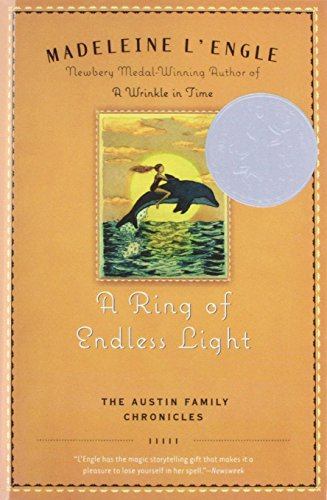 A Ring of Endless Light (Austin Family Chronicles) (1439585539) by Madeleine L'Engle