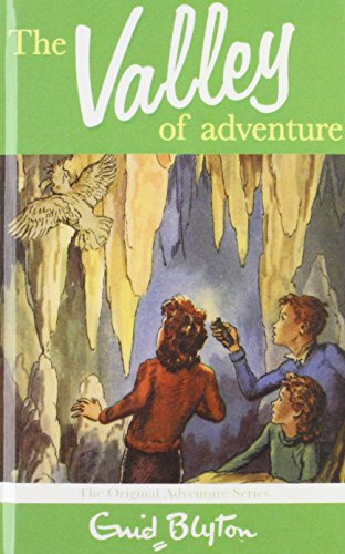9781439585955: The Valley of Adventure