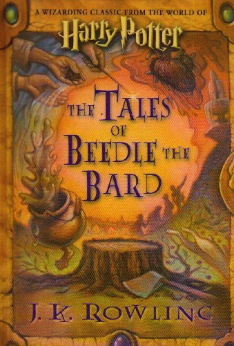 9781439586129: The Tales of Beedle the Bard: A Wizarding Classic from the World of Harry Potter