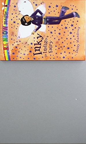 9781439586839: Inky the Indigo Fairy (Rainbow Magic)